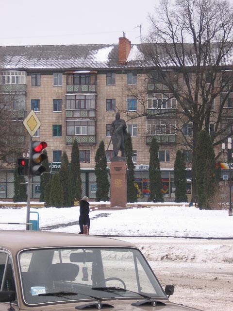 Пам'ятник тисячоліття заснування Лубен