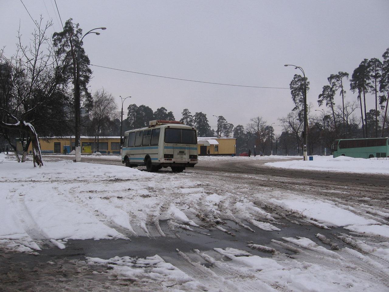 "Автостанція ""Дачна"""