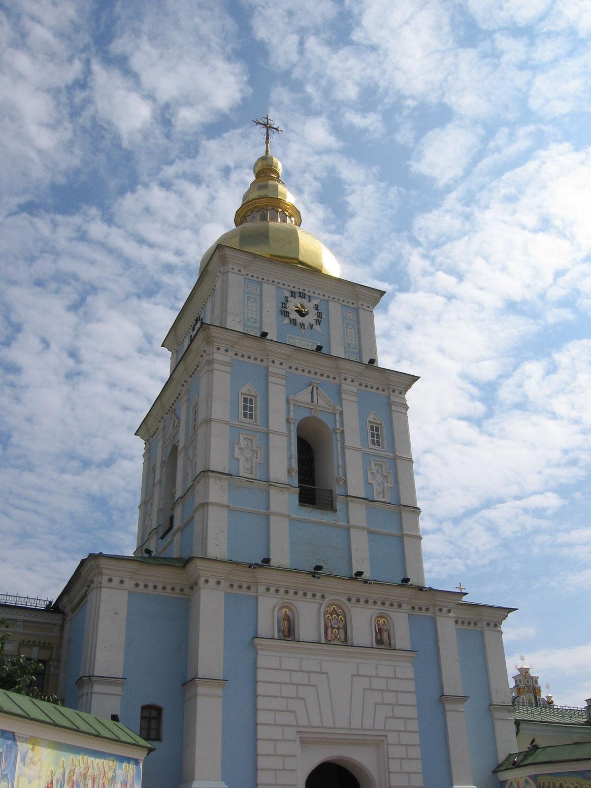 Михайлівський золотоверхий