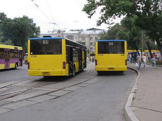 Автобуси ЛАЗ