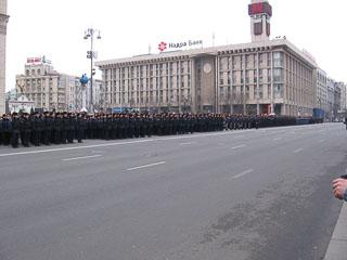 Міліція на Майдані