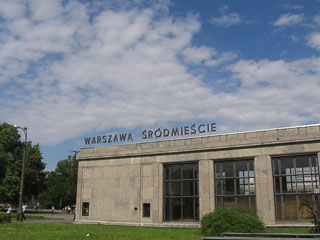 Варшава Середмістя