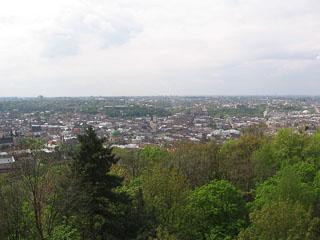 Вид із Замкової Гори