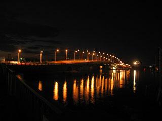 Міст на рибальський острів