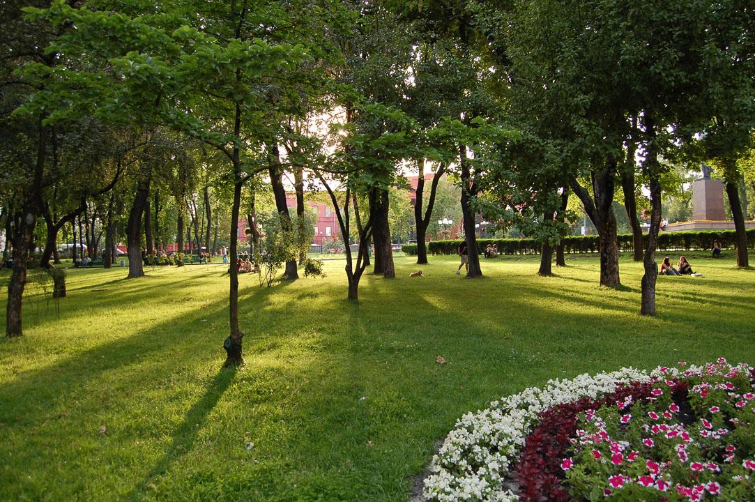 Парк ім. Шевченка