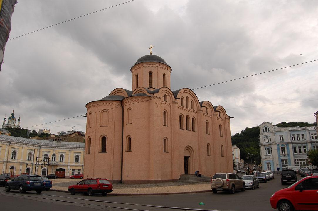 Церква на Контрактовій