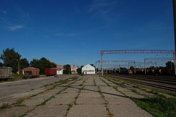 Товарна станція