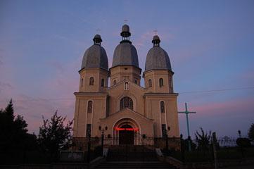 Церква Благовіщення Пречистої Діви Марії