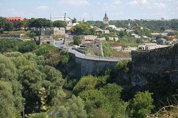 Міст в старе місто