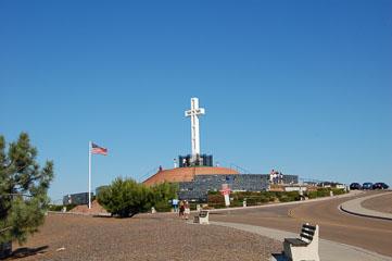 Хрест на Mount Soledad