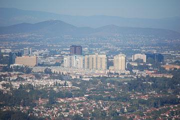 Висотки в Сан Дієґо
