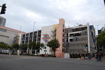 Багатоповерхова парковка