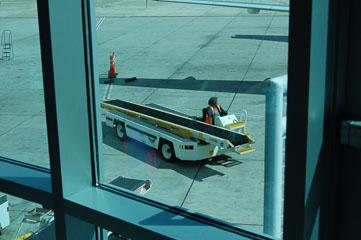 Для завантаження багажу