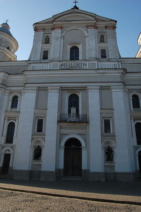 Костьол Петра і Павла