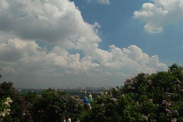 Типова фотографія Києва