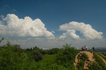 Краєвид Києва