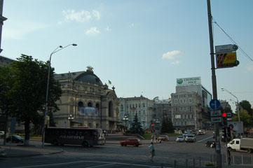Площа перед Оперою