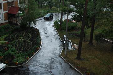 Ще дрібний дощ