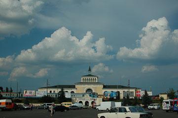 Залізничний вокзал Ковель