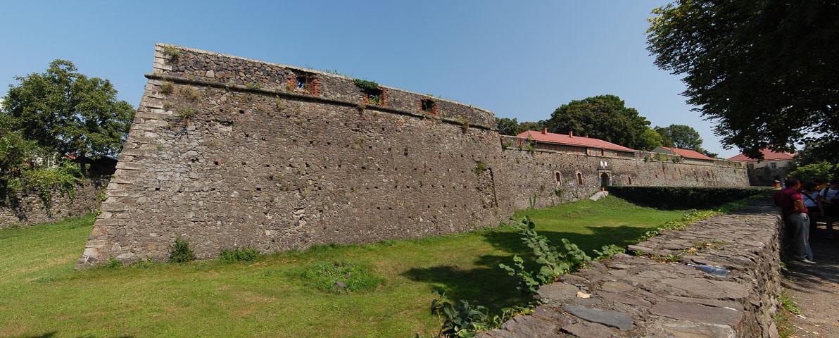 Панорама замку