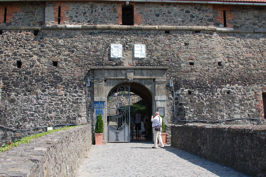 Вхід в замок