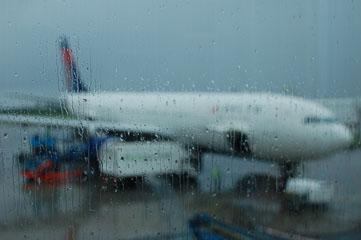 Дощ в Амстердамі