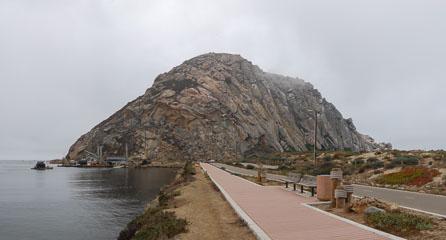 Панорама Morro Rock