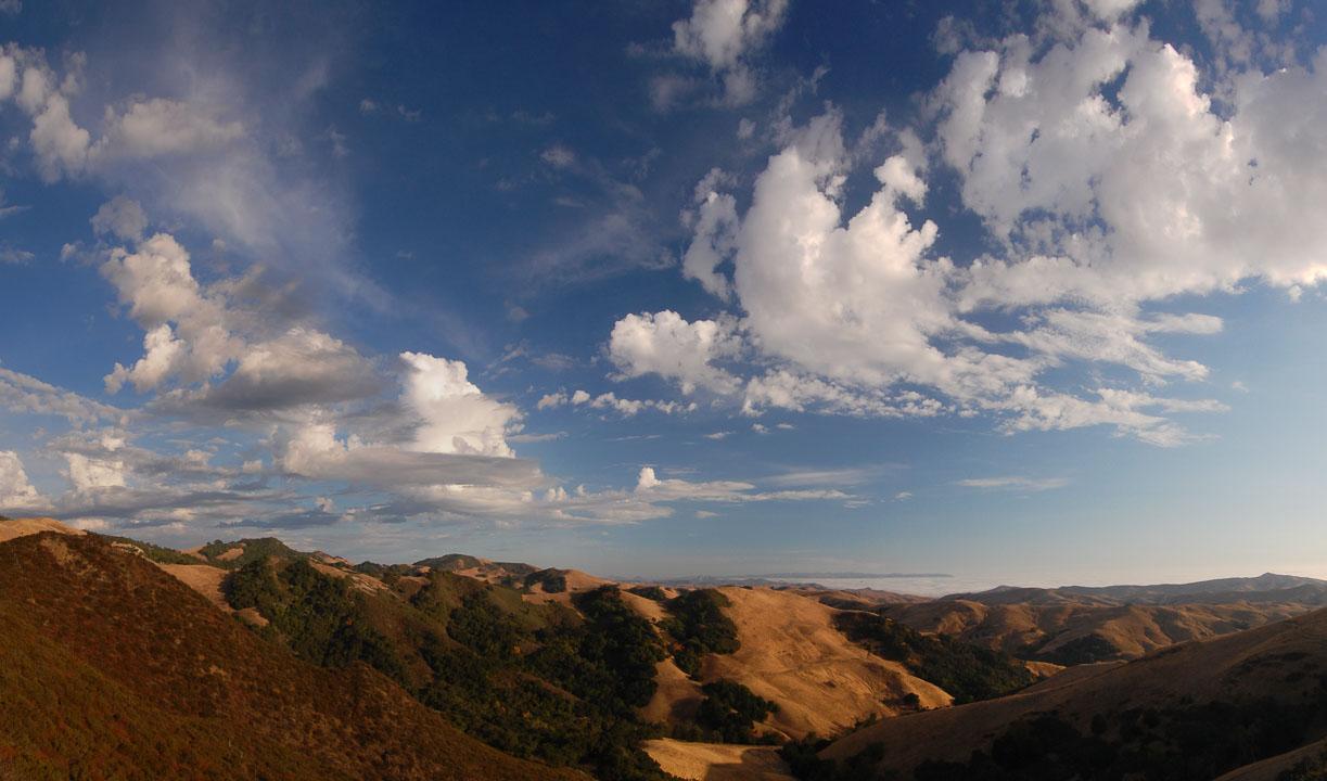 Панорама з гір