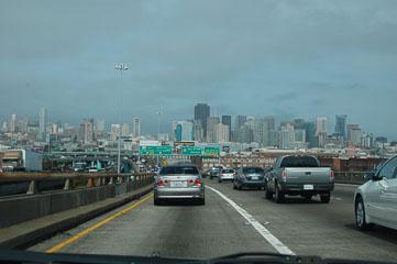 Downtown Сан Франциско