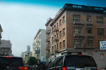 Класична забудова Сан Франциско
