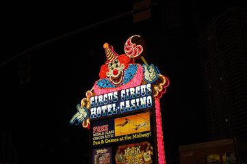Готель «Circus Circus»