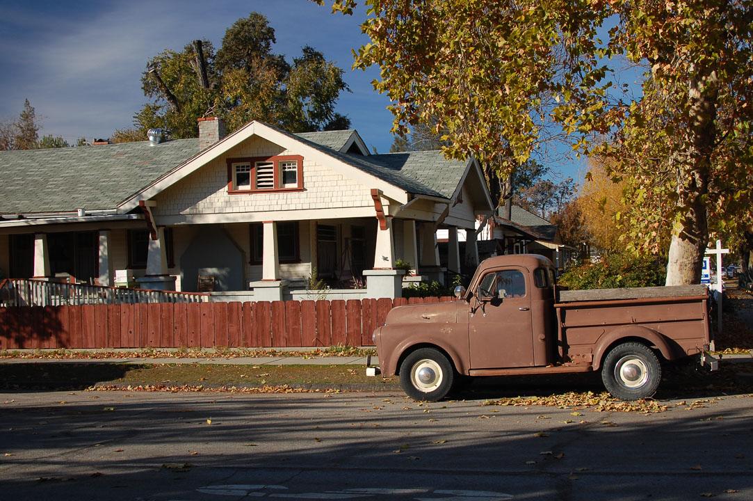 Старий pickup
