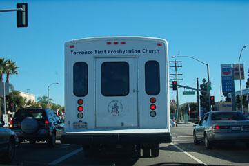 Автобус церкви
