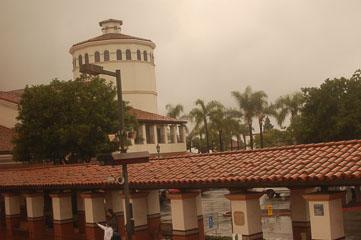 Вокзал в Santa Anna