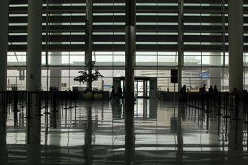 Вхід у термінал