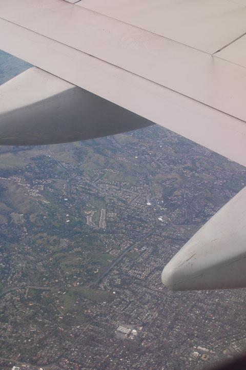 Вид з літака