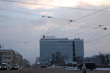 Готель «Азимут»