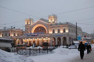 Балтійський вокзал