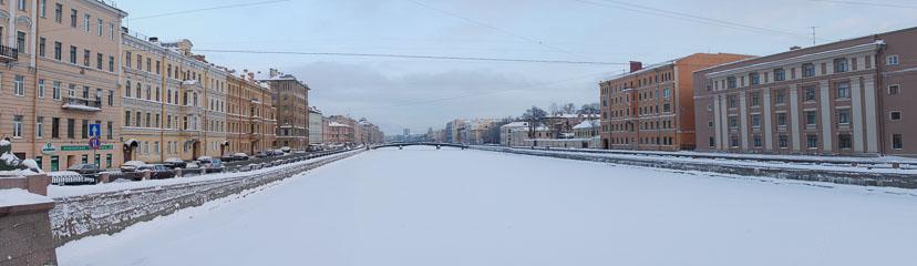 Річка Фонтанка