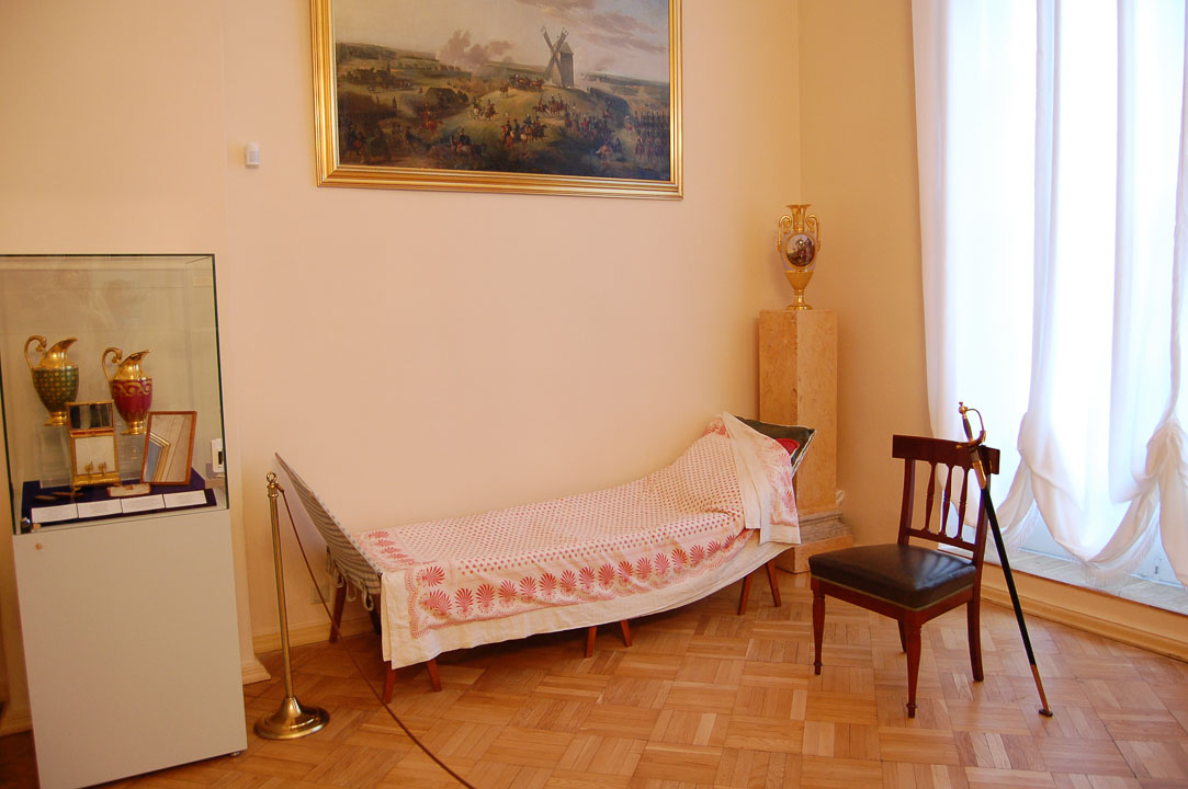 Похідне ліжко імператора