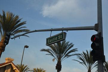 Вулиця Евкліда