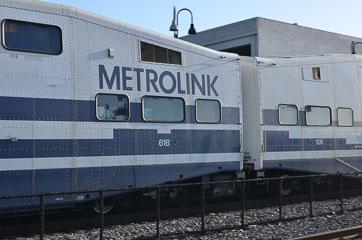Потяг Metrolink