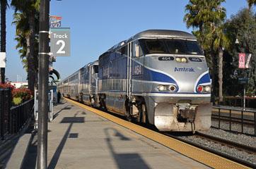 Потяг Amtrak