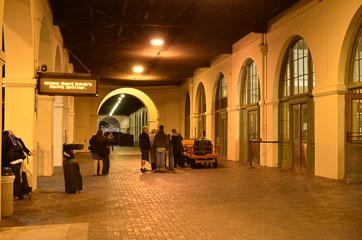 Вокзал Santa Fe