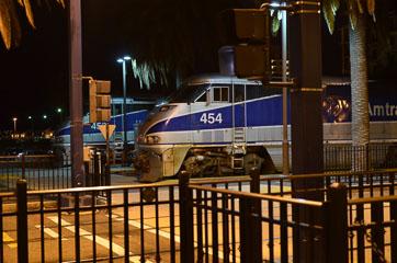 Потяги Amtrak