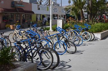 Стоянка для велосипедів