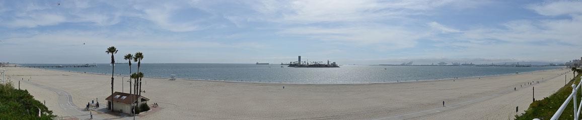 Панорама бухти