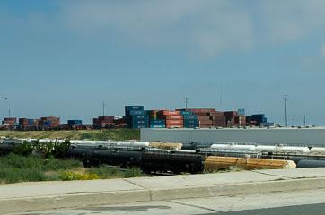 Порт Long Beach