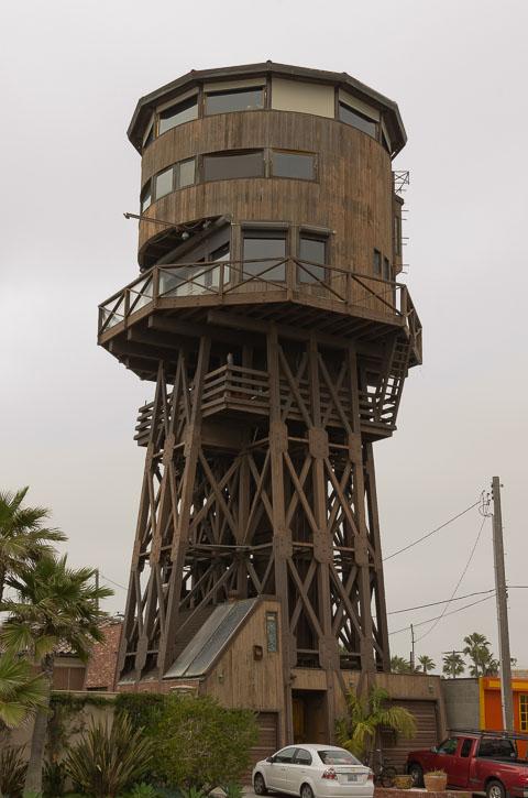 Вежа-будинок
