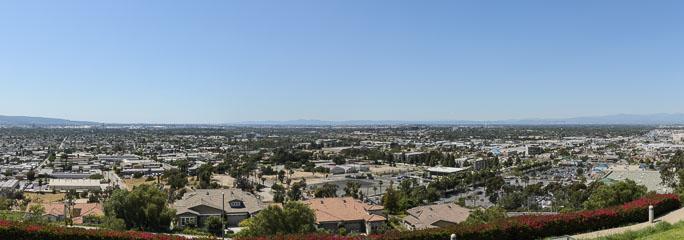 Панорама Лос Анджелесу